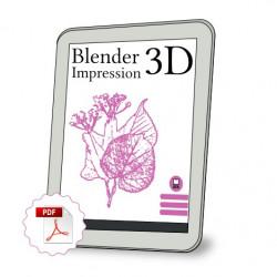 Blender pour l'impression 3D (PDF)