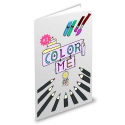 Cahier de coloriage n°1