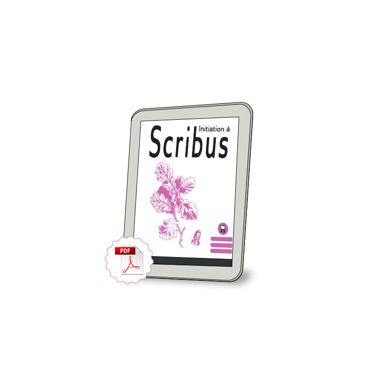 Initiation à Scribus